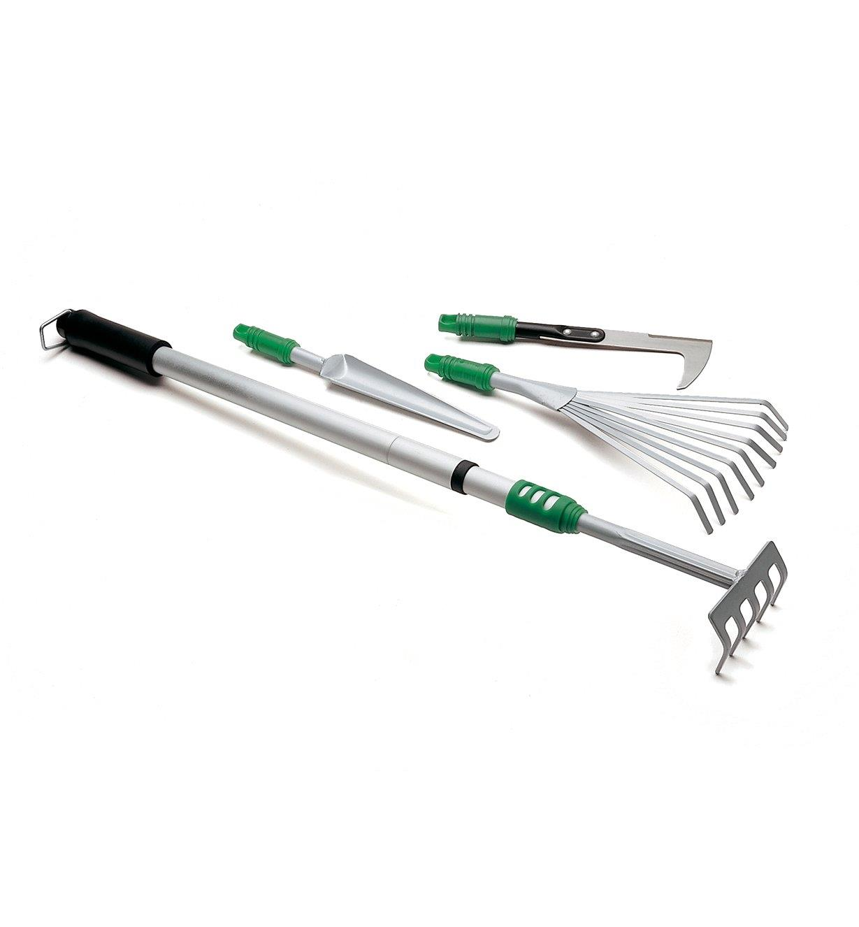 Telescoping Tool Set