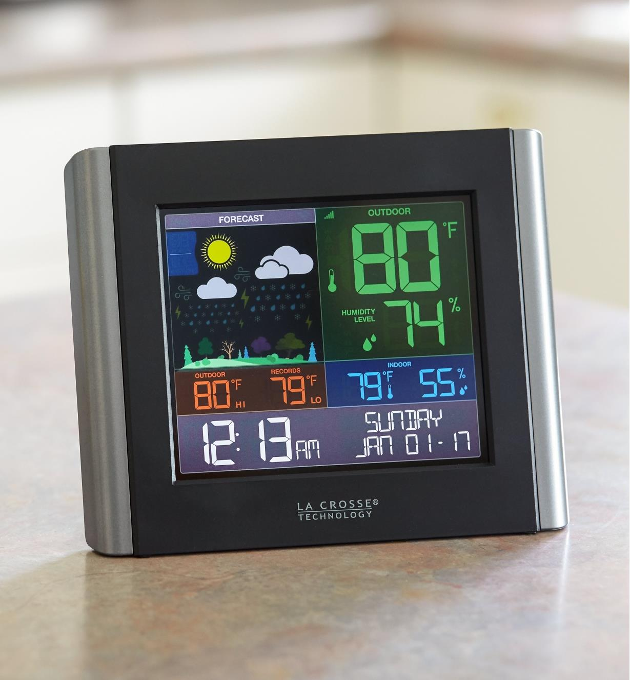 KD351 - Wi-Fi Weather Station
