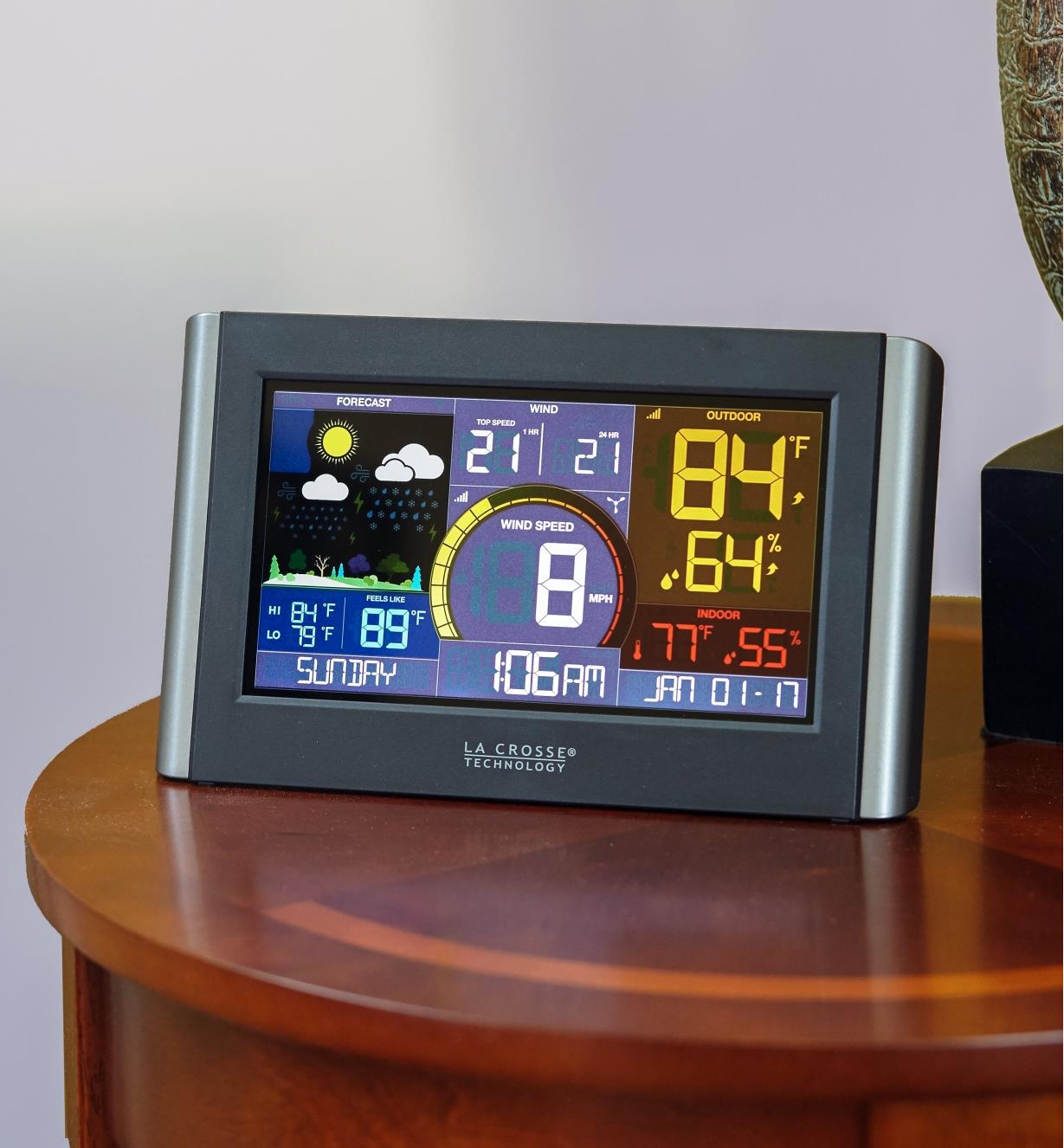 KD352 - Wi-Fi Weather Station with Wind