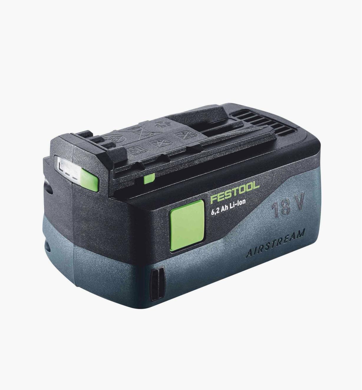 ZA201775 - Batterie de remplacement 18 V Li 6,2 AS