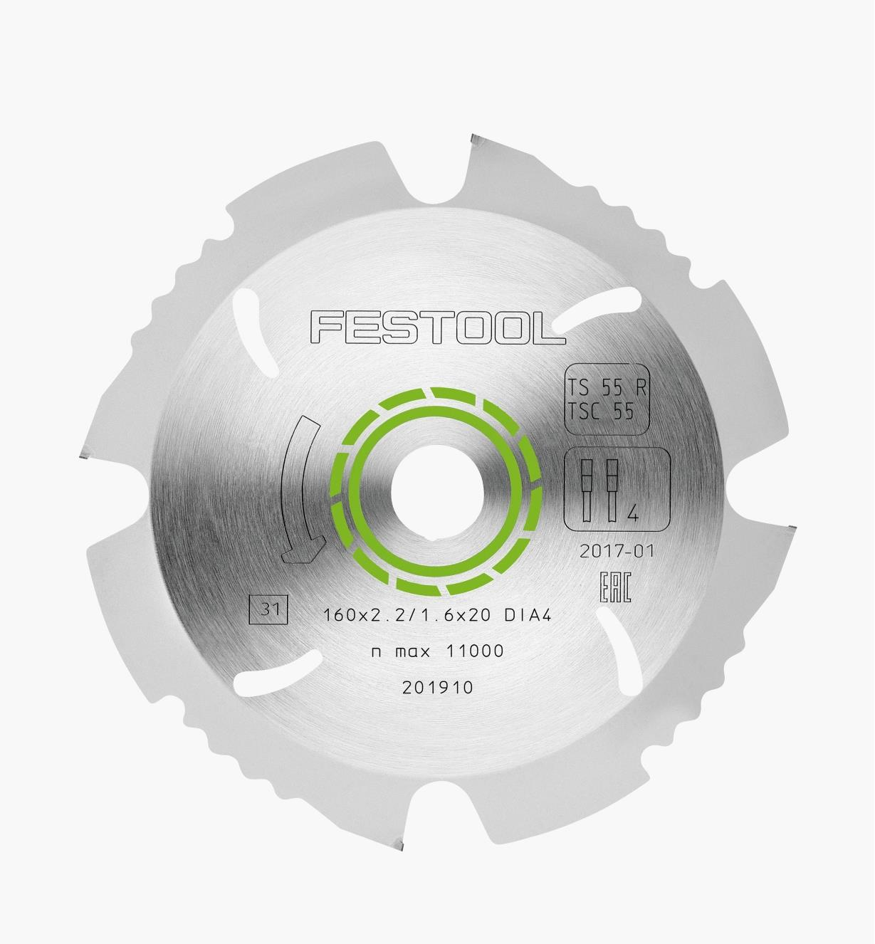 ZA202958 - Diamond Saw Blade