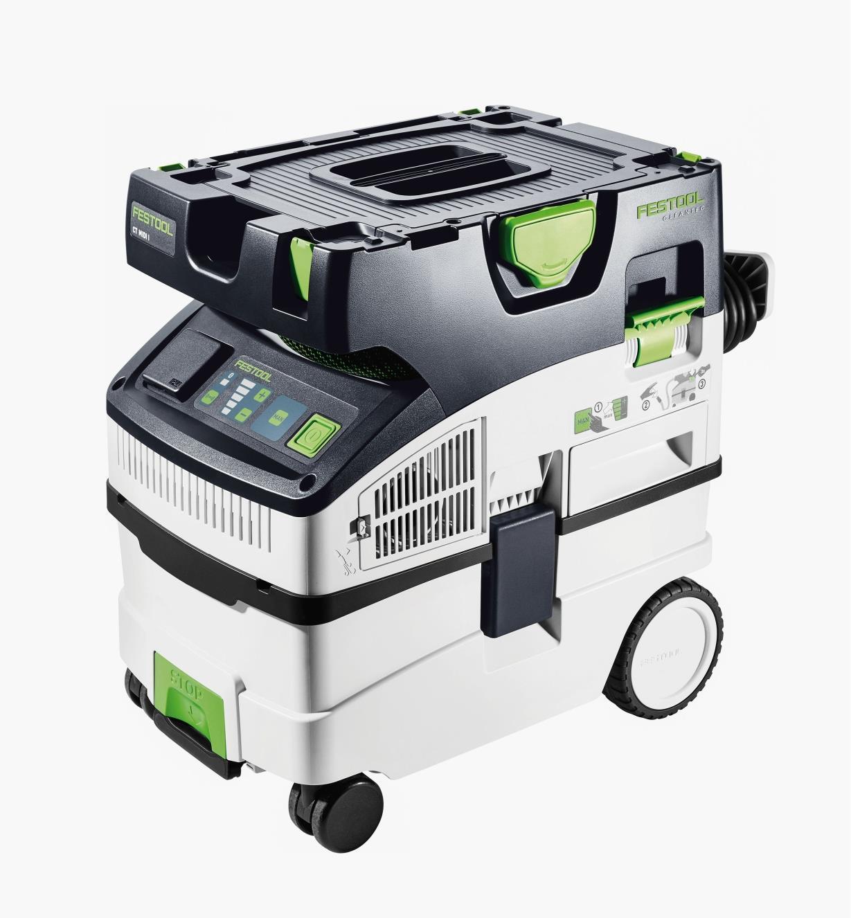 Festool CT MIDI I HEPA Dust Extractor