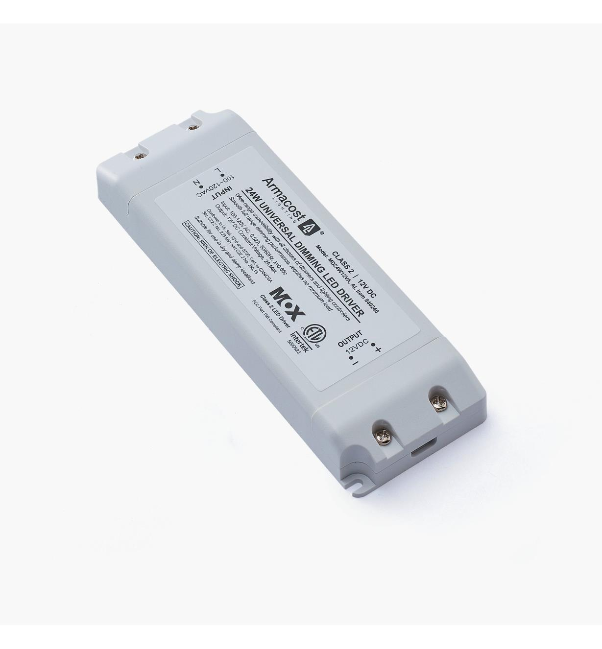 00U4320 - AC-Dimmable Power Supply, 24W