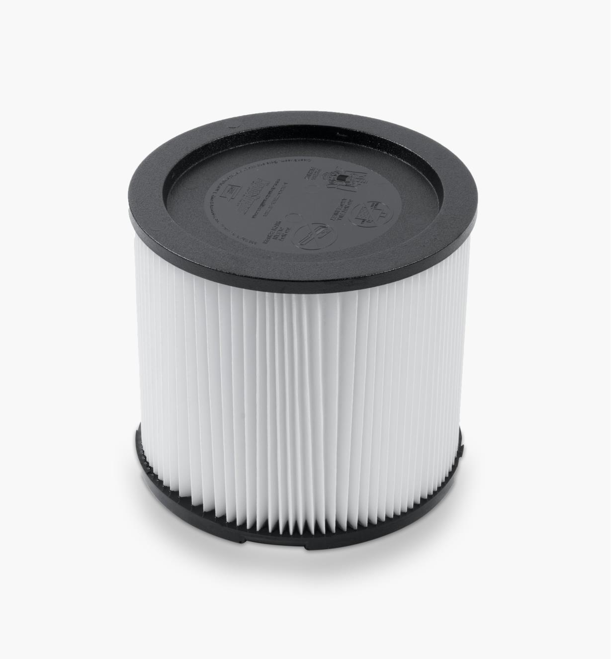 03J2419 - Shop-Vac/Genie HEPA Filter