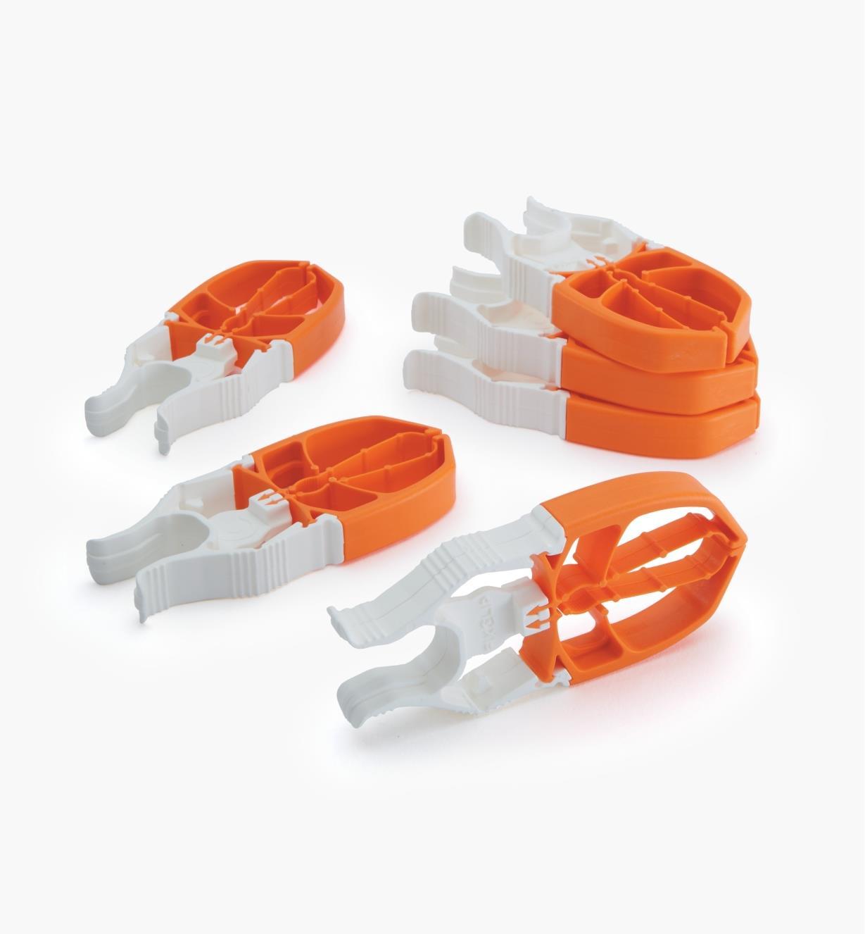 09A0216 - FixClip Clothespins, pkg. of 6