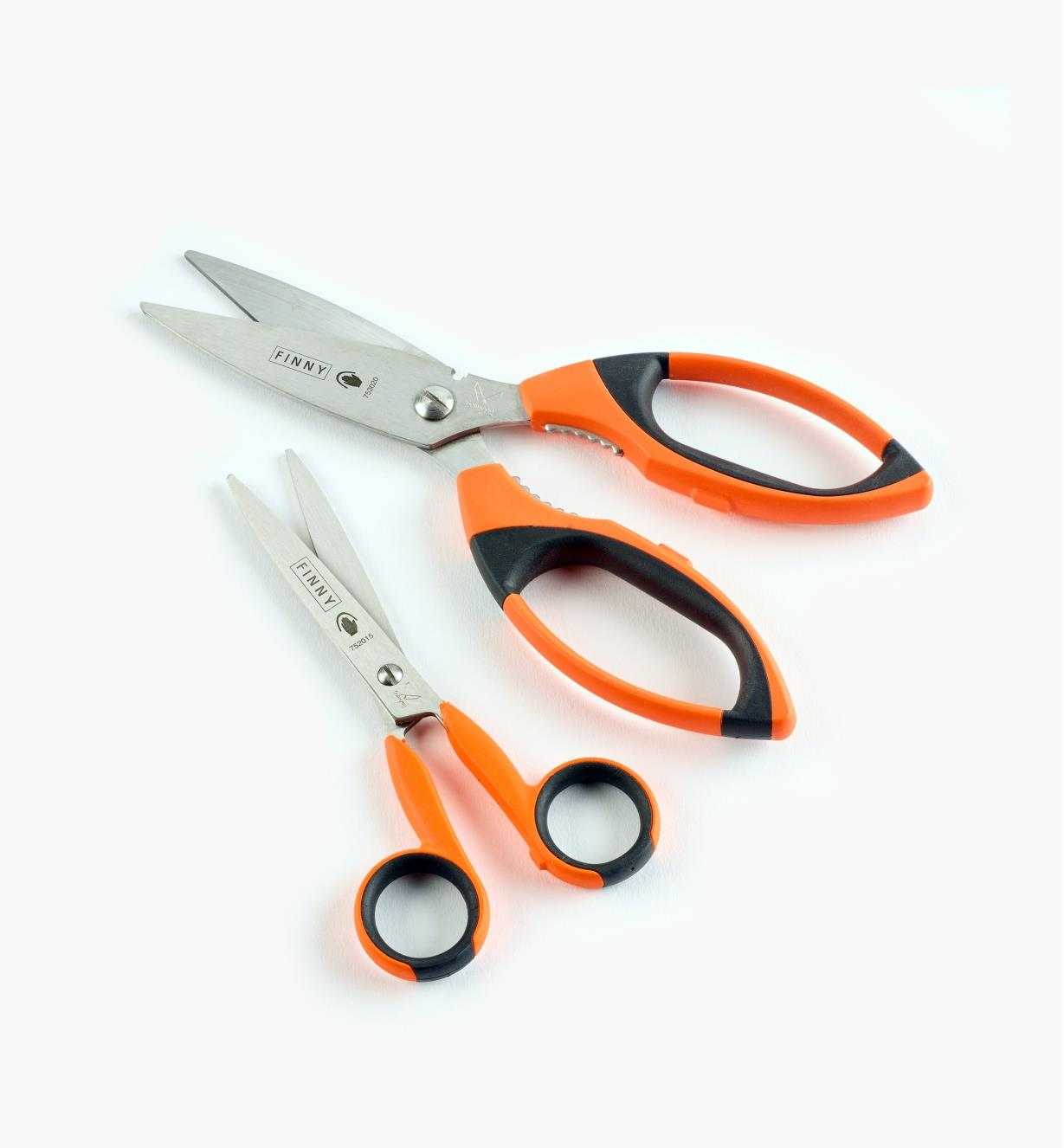 09A0969 -  Safety Scissors, set of 2
