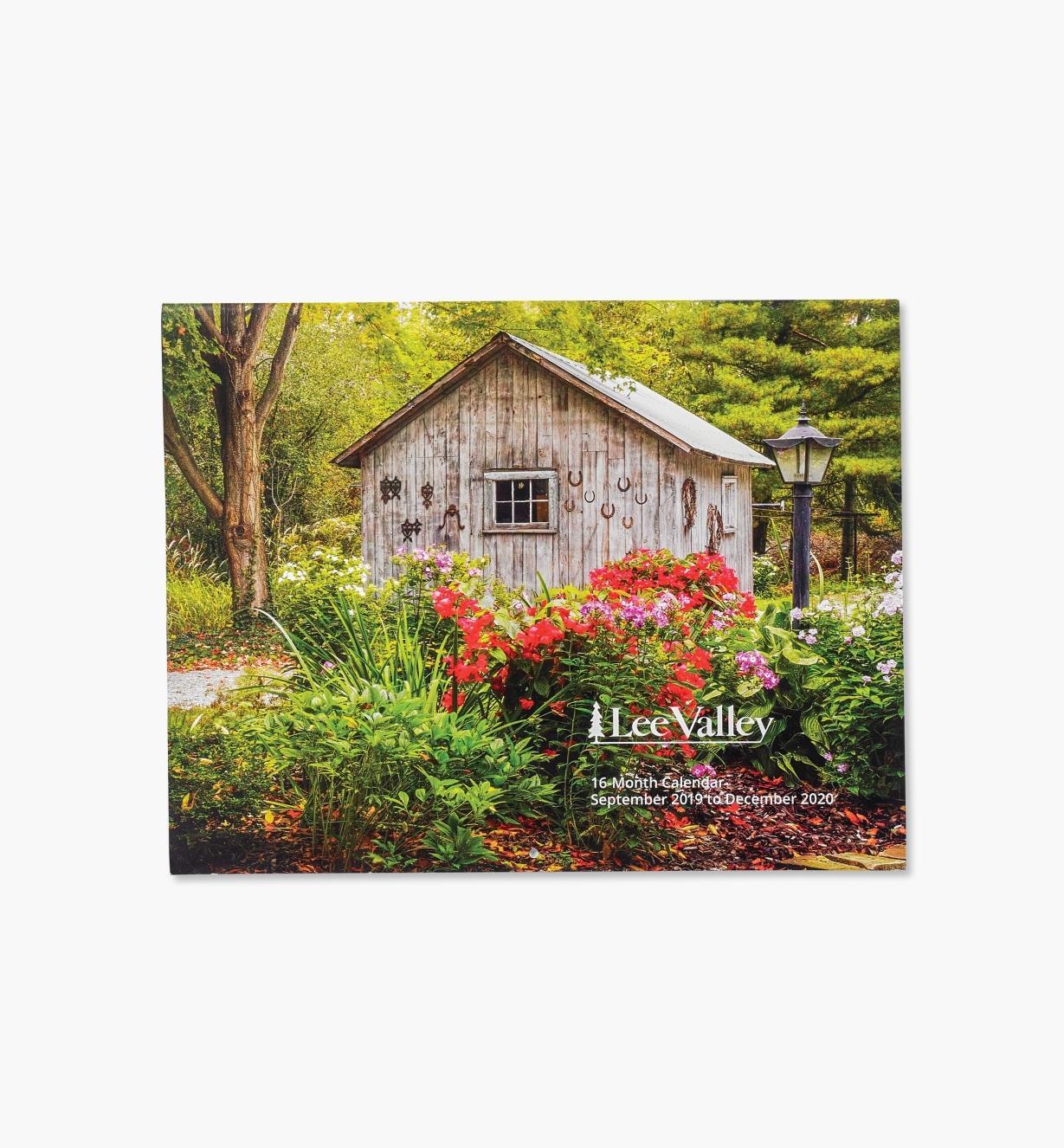 49L0797 - 2019/2020 Gardening Calendar