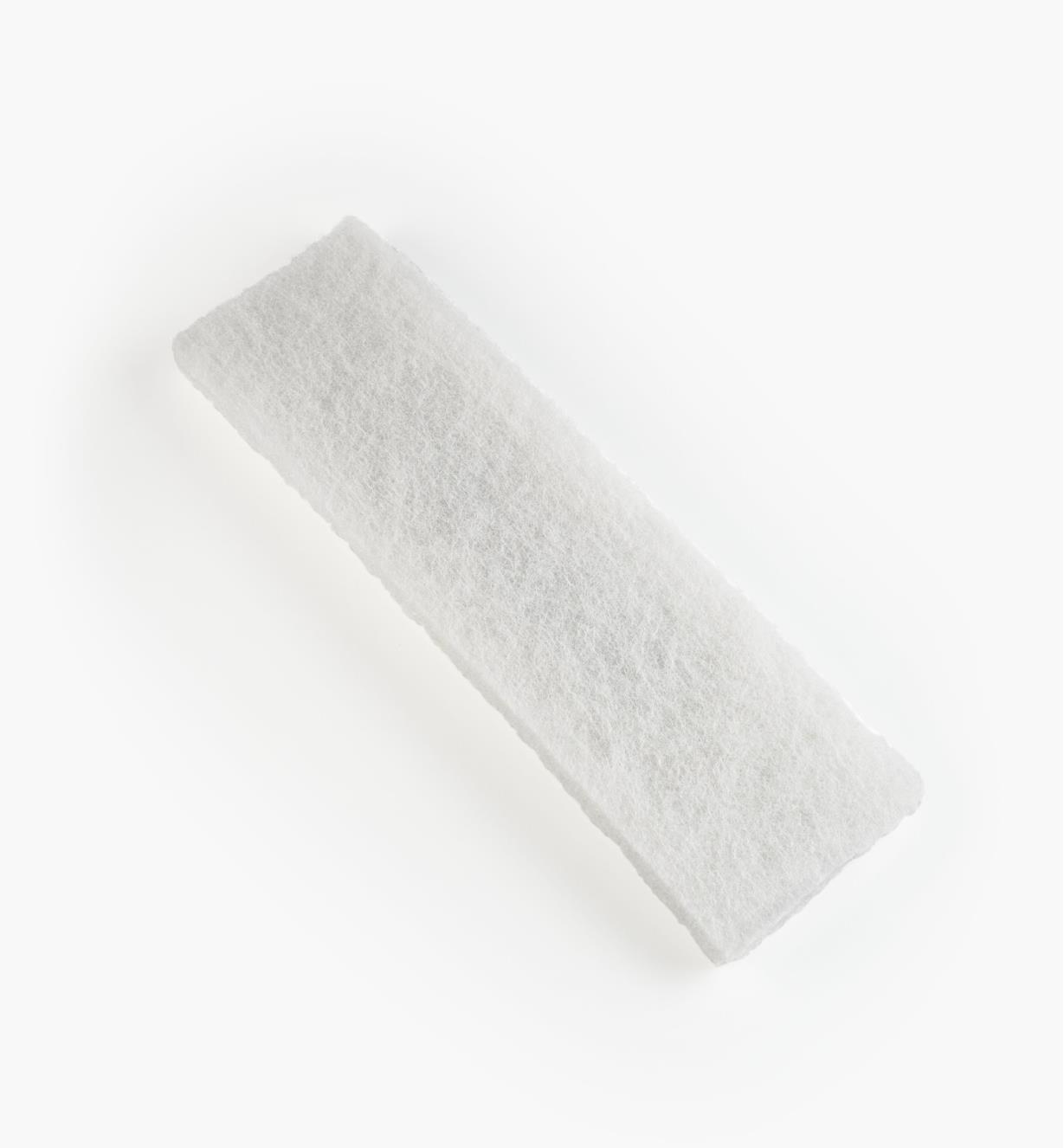 54K0701 - 3M Rubbing Pad, Superfine