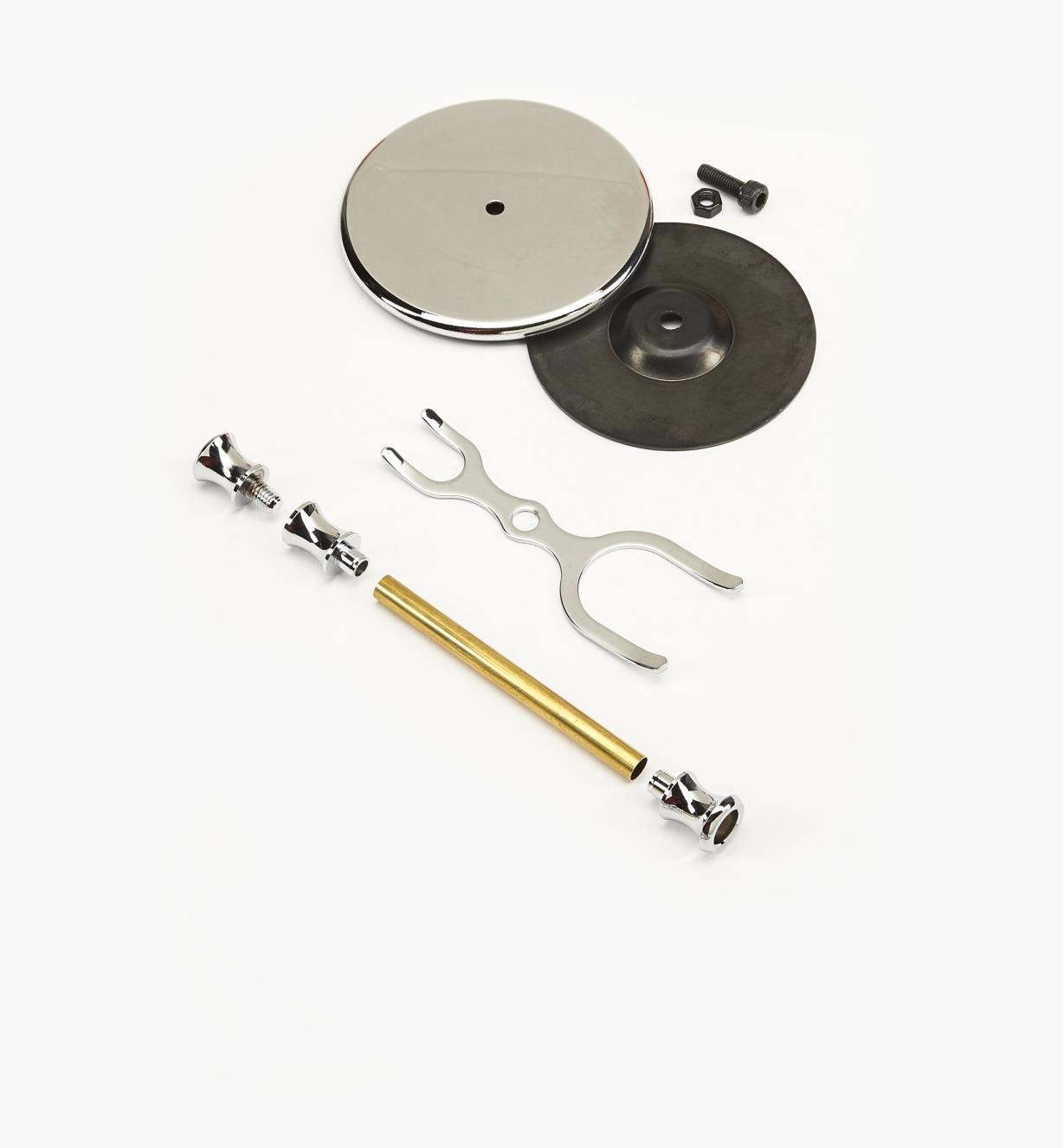 88K8022 - Composants pour support