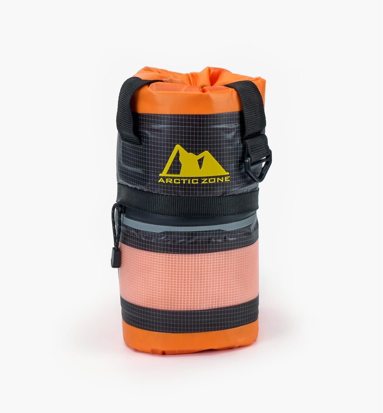 99W3933 - Glacière autogonflante, orange
