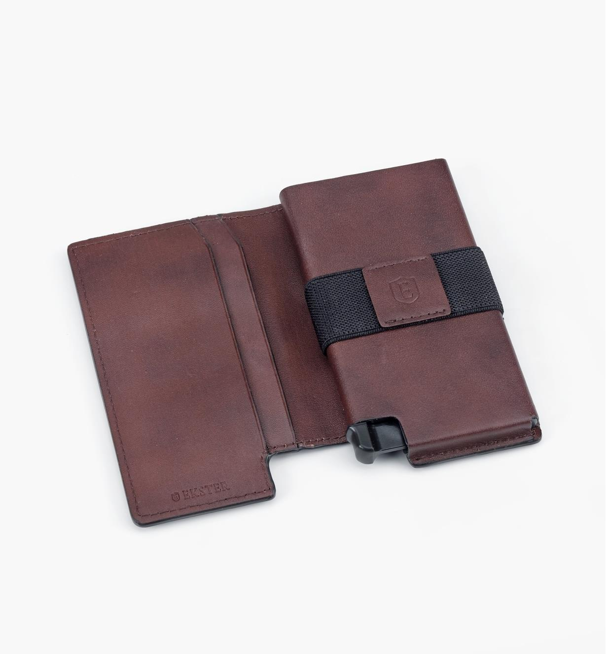 99W7715 - Parliament Wallet, Brown
