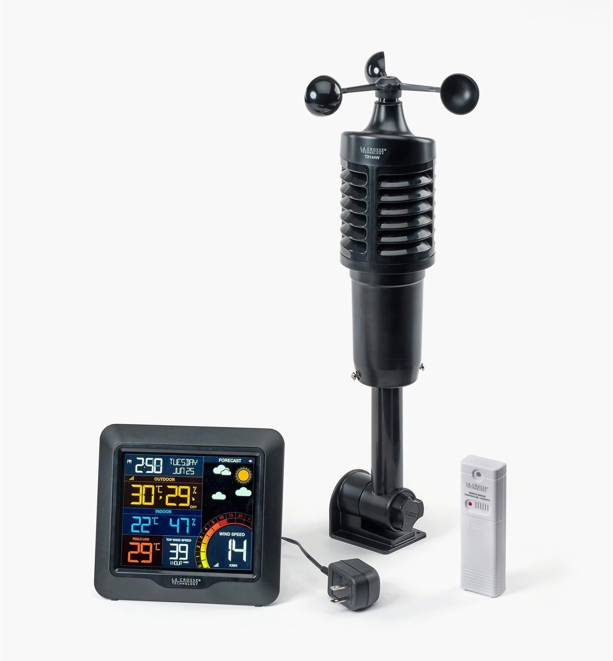 99W9751 - Wireless Weather Station