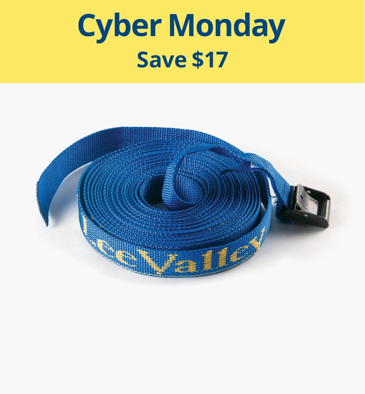 Pkg Of 4 Lee Valley Fast Straps Lee Valley Tools