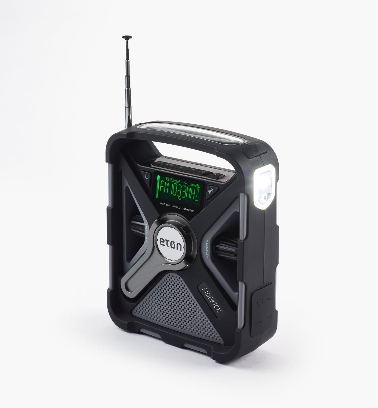 KC523 - Radio météo d'urgence Bluetooth Eton