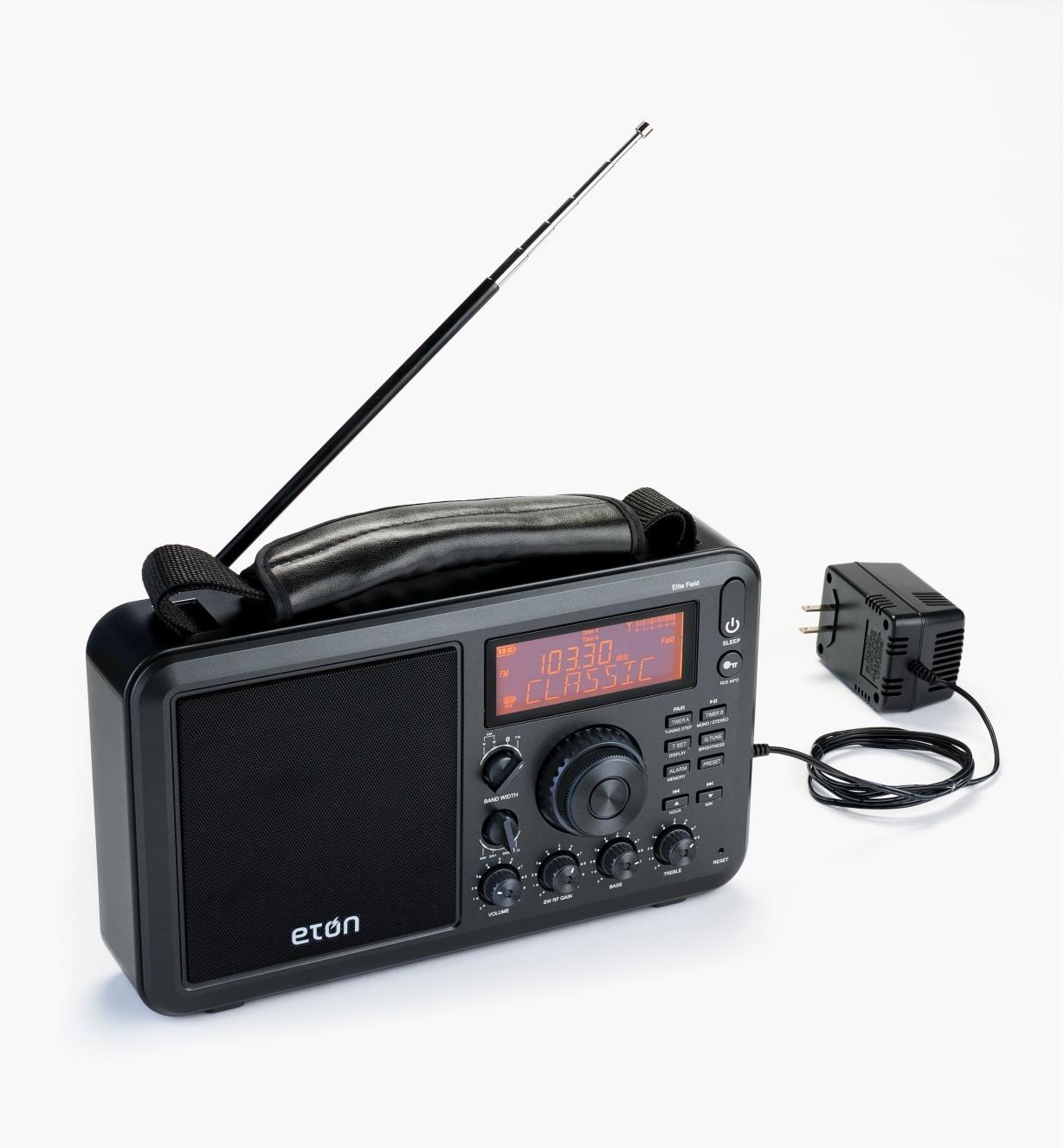 KC538 - Eton AM/FM Shortwave Radio
