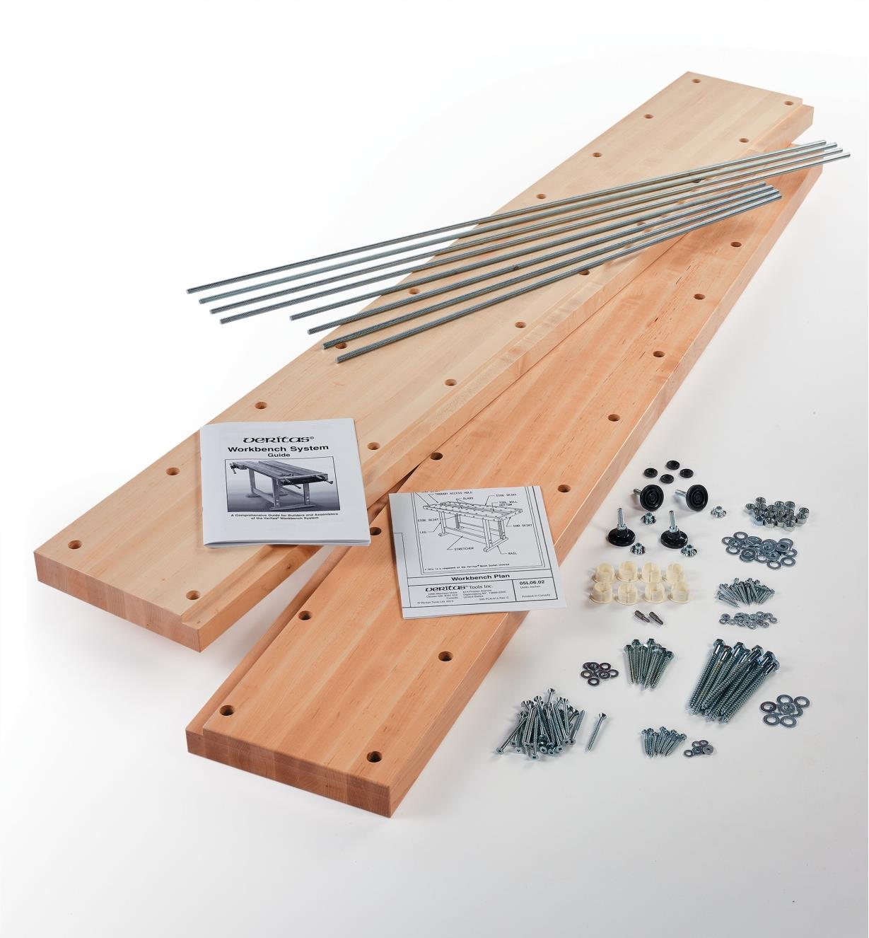 05G1511 - Veritas Deluxe Bench Kit