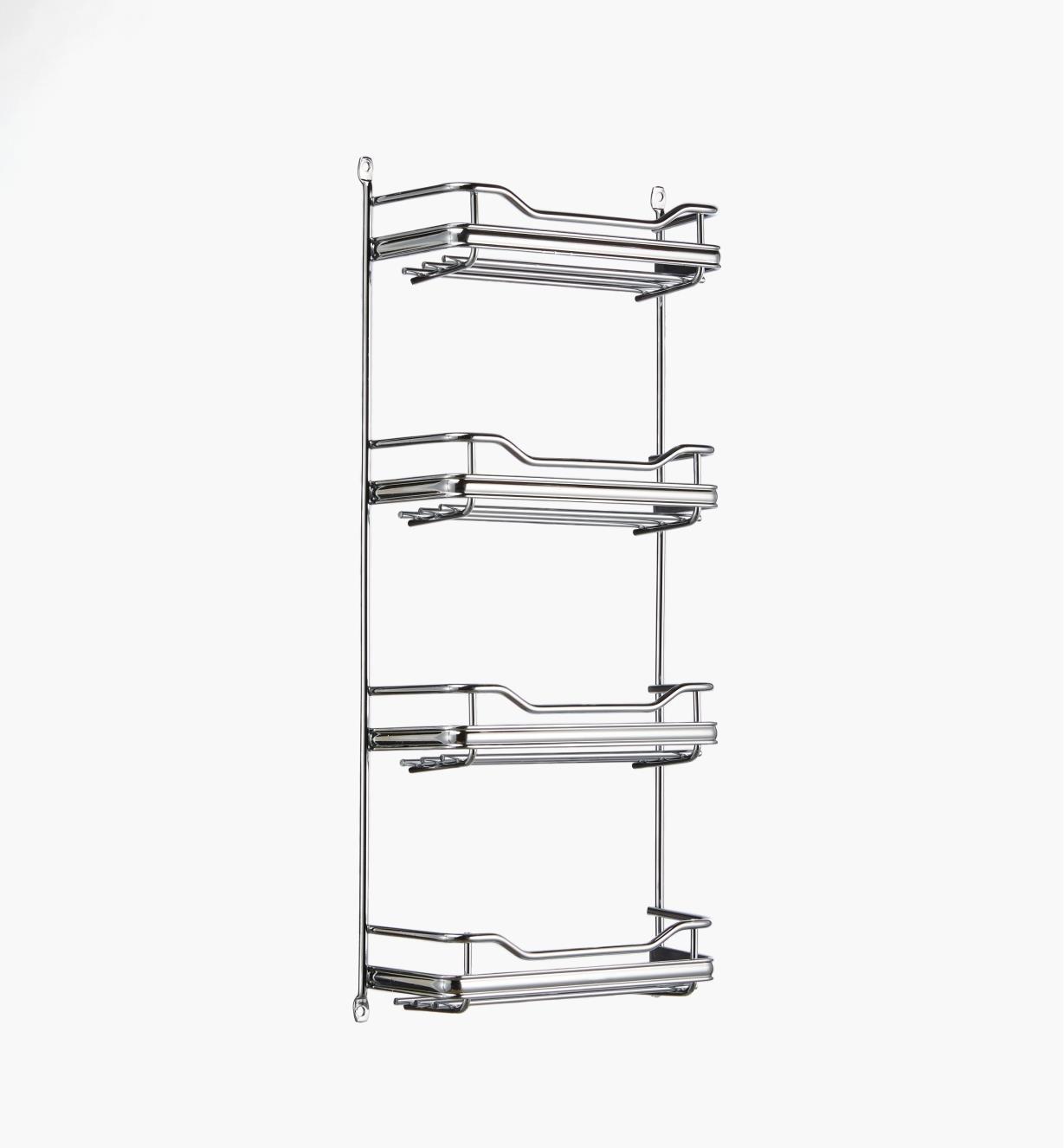"12K3460 - 4-Shelf 200mm (7.9"") x 425mm (16.7"")"