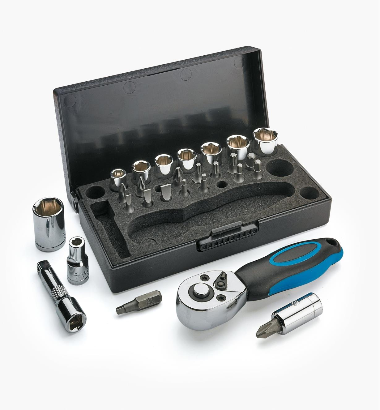 17K0190 - Ratchet Set, Imperial