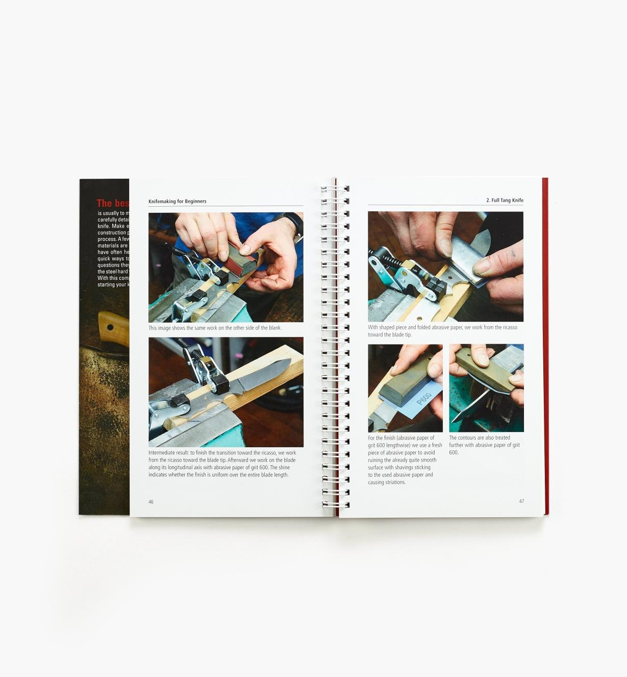 21L2012 - Knifemaking for Beginners