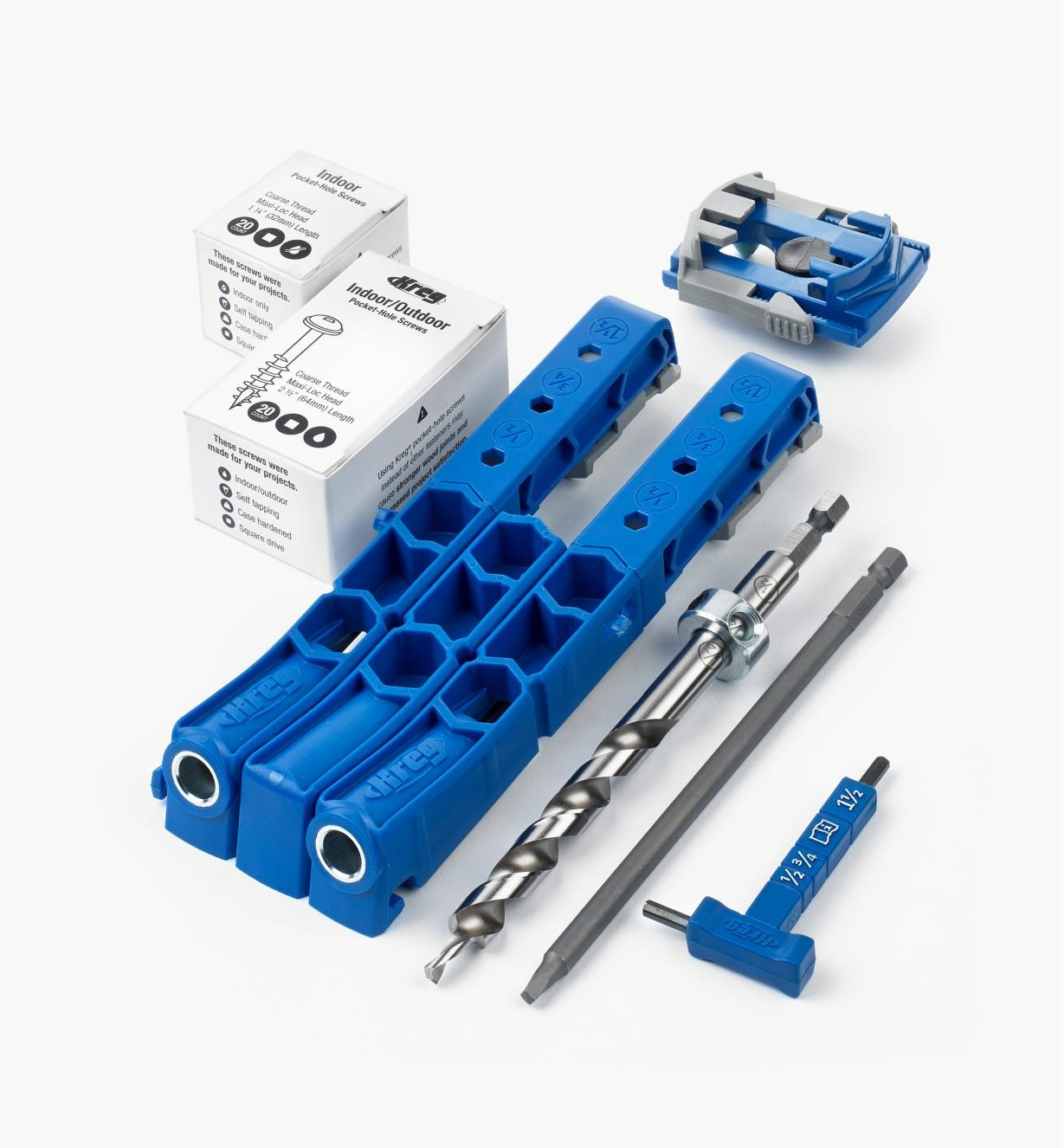 25K6162 - Kreg 320 Pocket-Hole Kit
