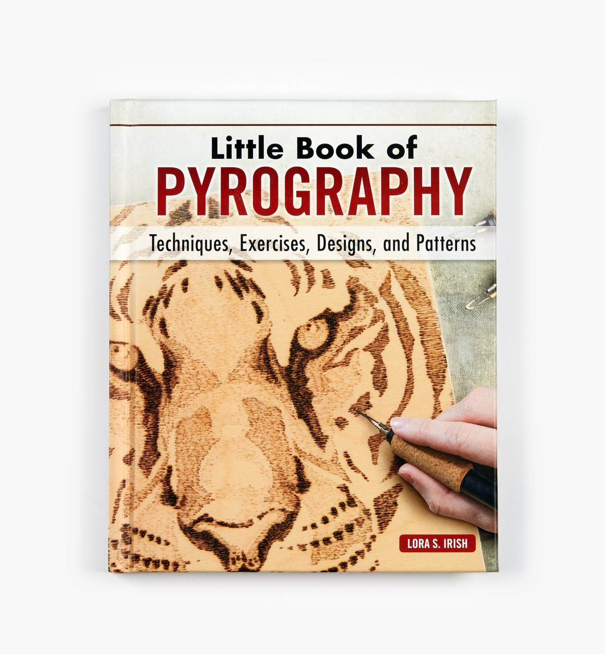49L5138 - Little Book of Pyrography