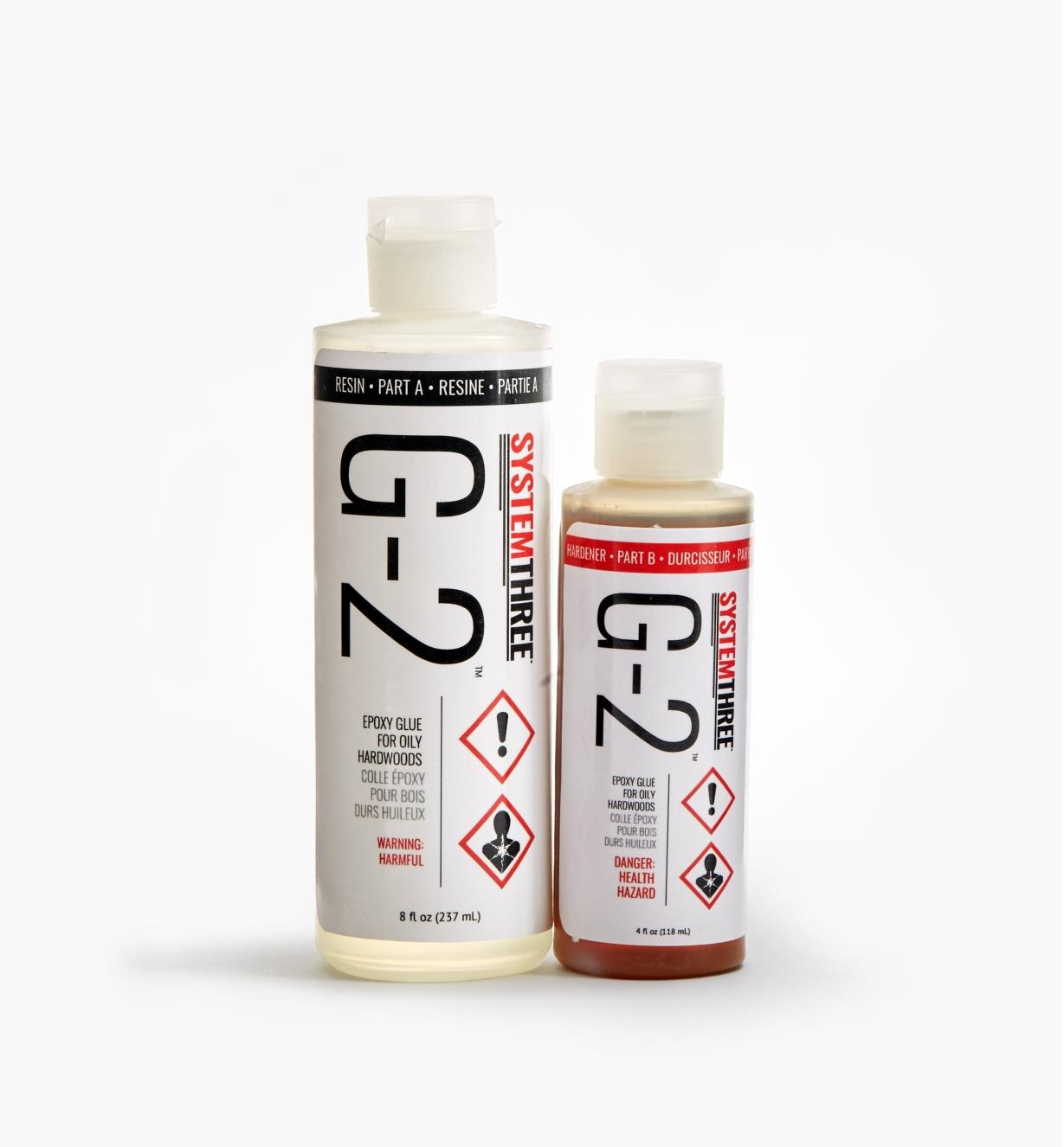 56Z7203 - G2 Epoxy, 355ml (12 fl oz)