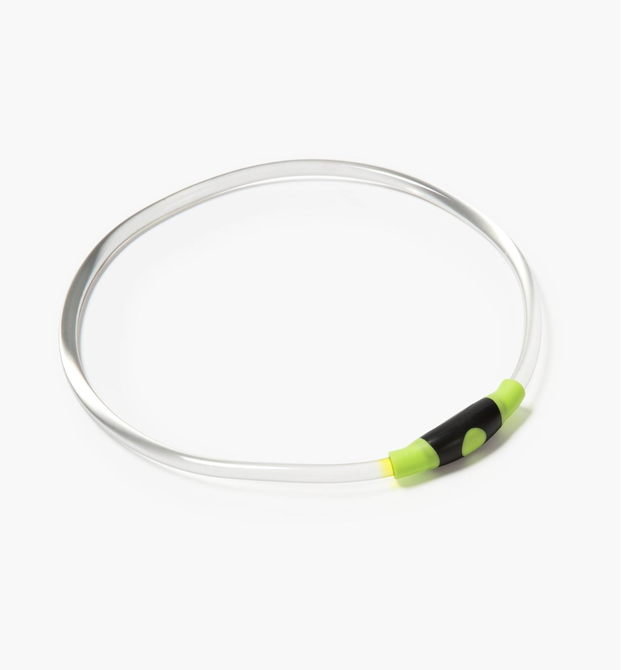 68K0896 - NiteHowl LED Pet Neckband, Green