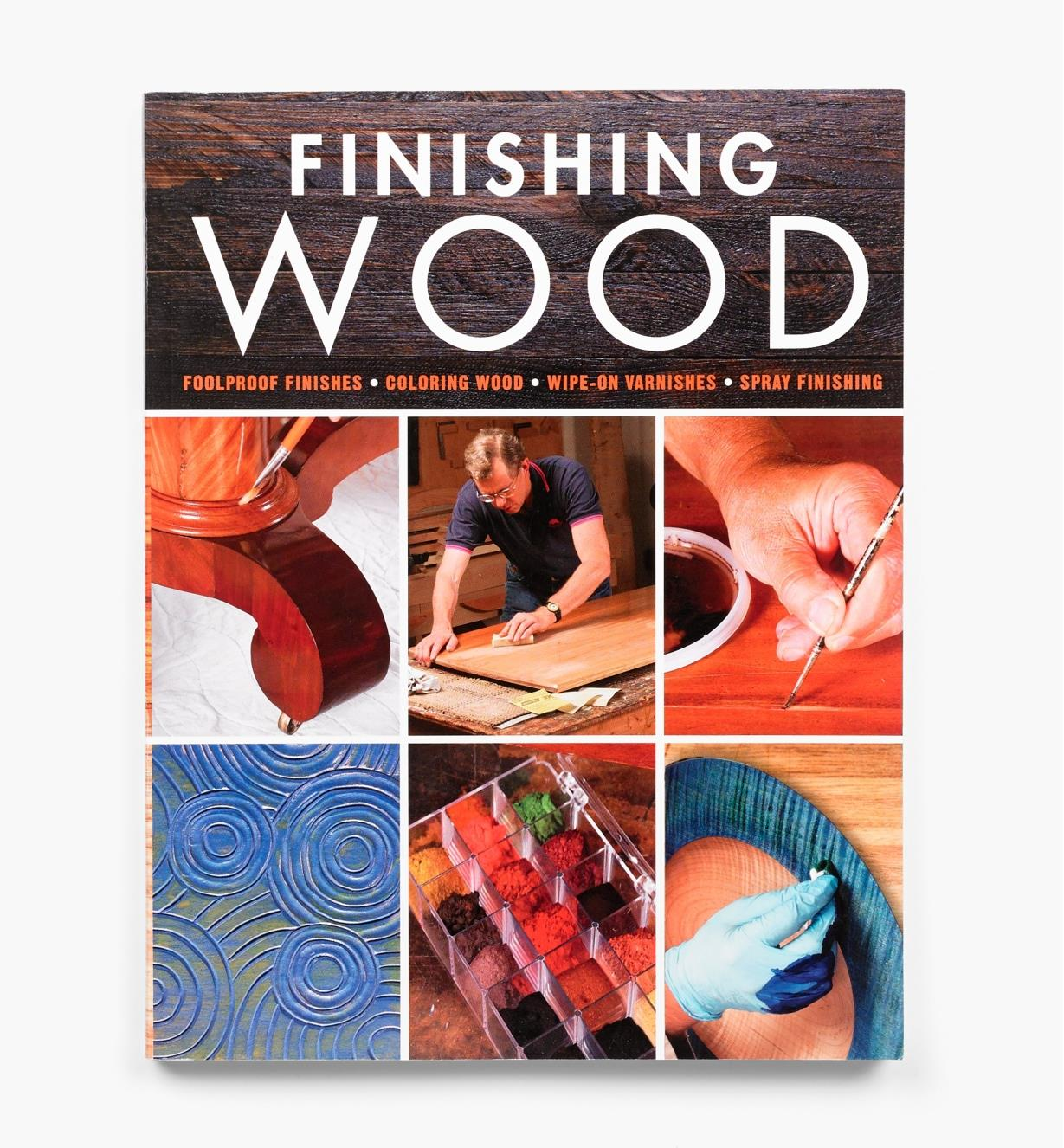 73L0300 - Finishing Wood