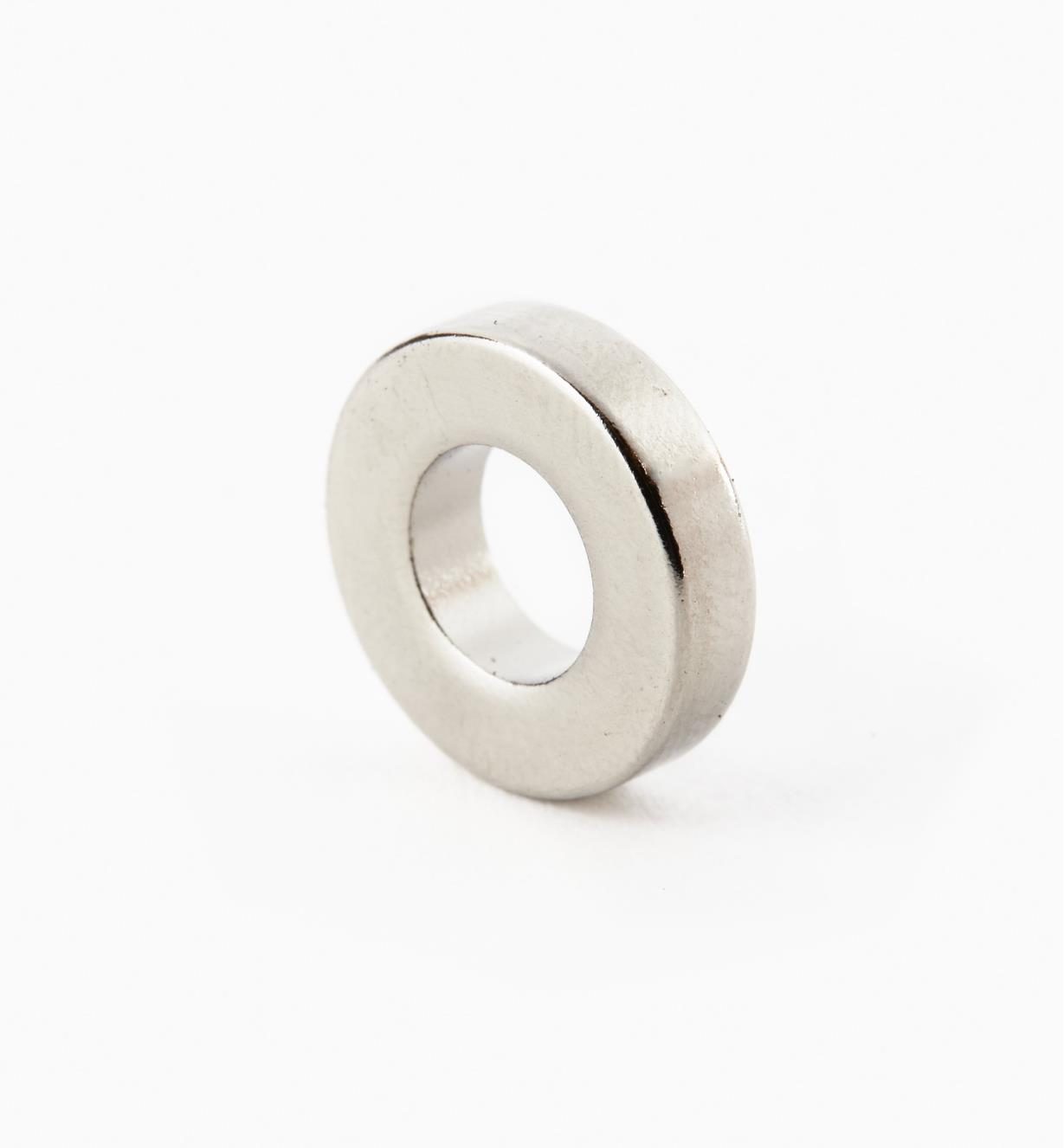 "99K3703 - 1/2"" x 1/8"" (1/4"") Ring Magnet"