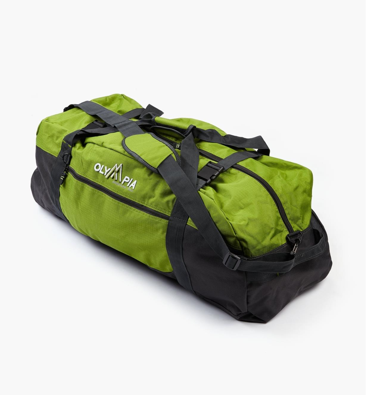 99W8744G - Green Multi-Purpose Duffle Bag