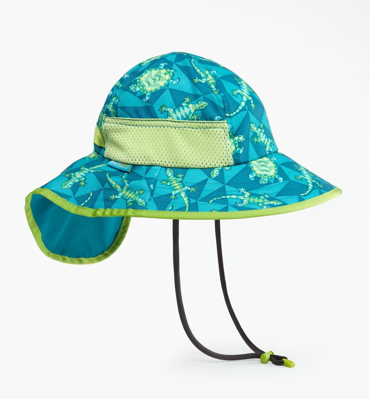 HL562 - Kids' Play Hat, Reptile Pattern
