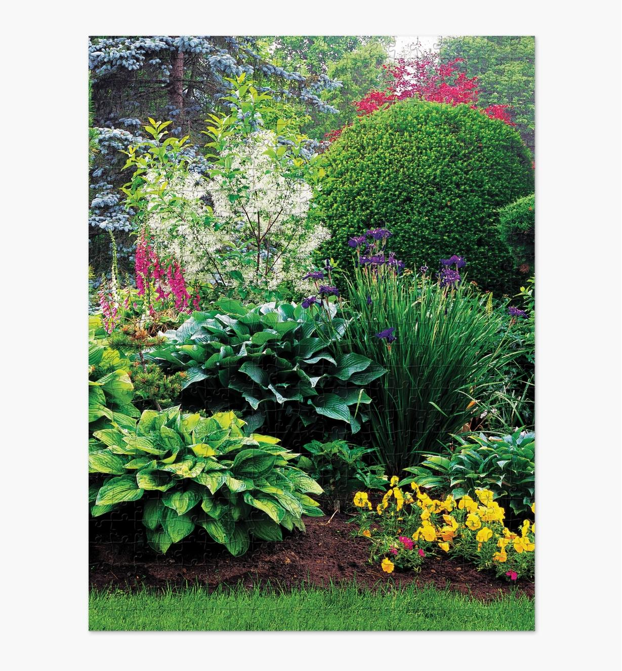 50K1041 - An Inviting Garden Puzzle