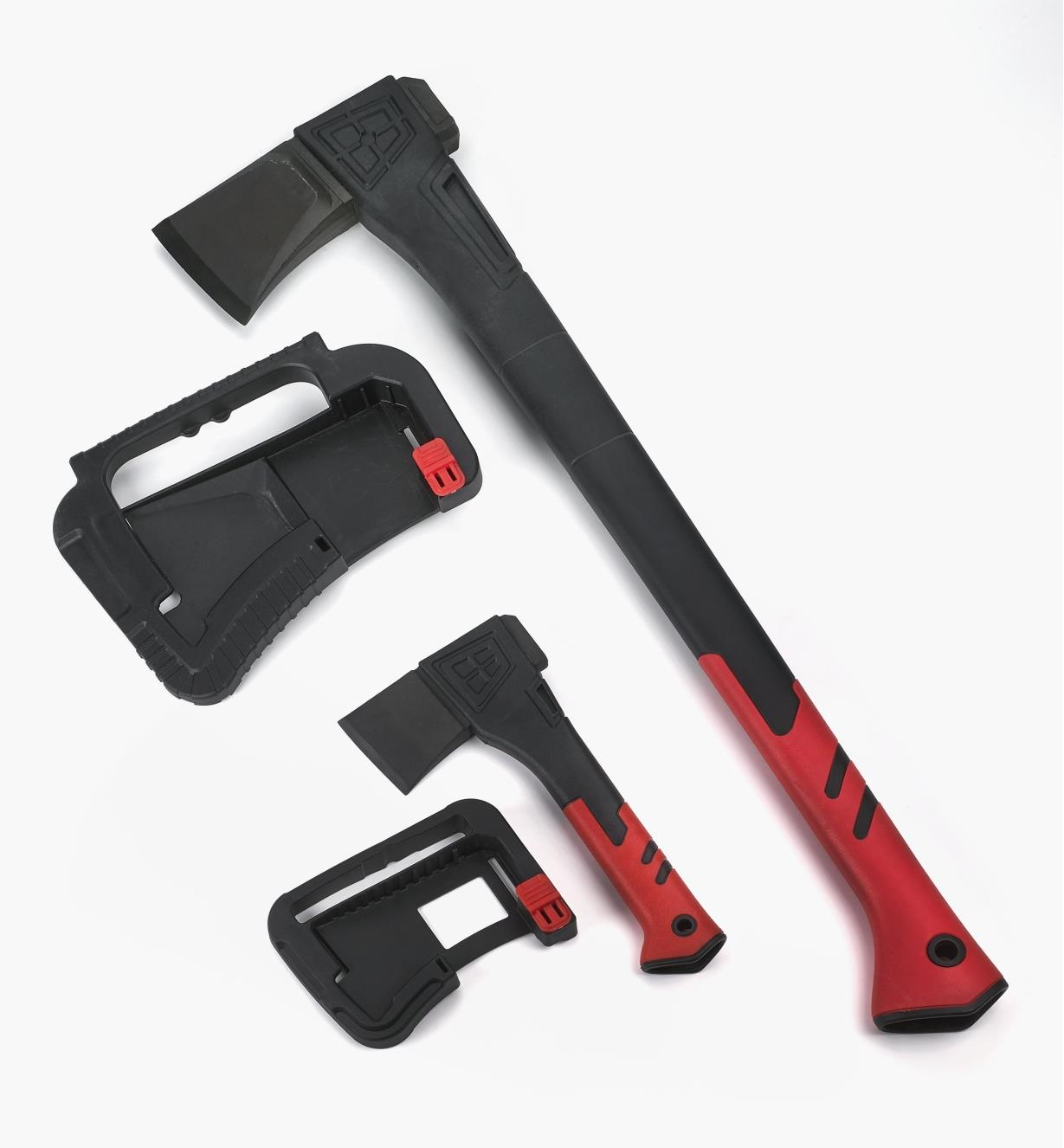 99W8990 - Splitting & Camping Axe Set