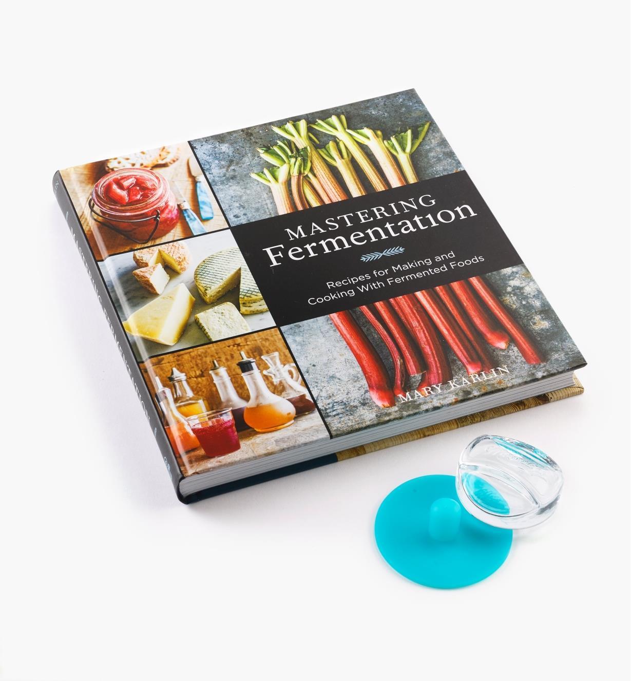 EV393 - Fermenting for Beginners w/Fermentation Set for Regular-Mouth Jars