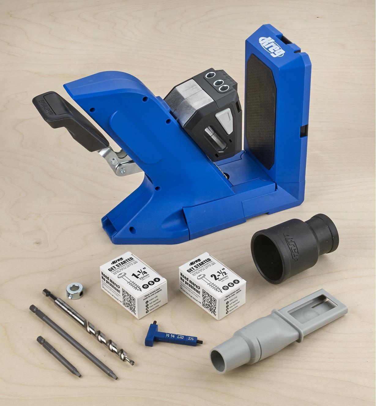 25K6177 - Kreg 720 Pro Pocket-Hole Jig