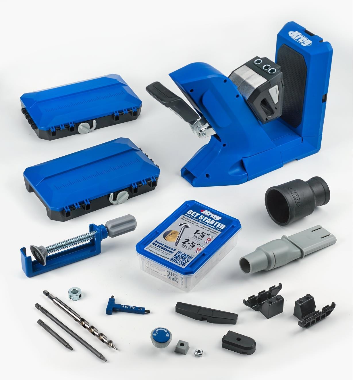 25K6185 - Kreg 720 Pro Pocket-Hole Jig