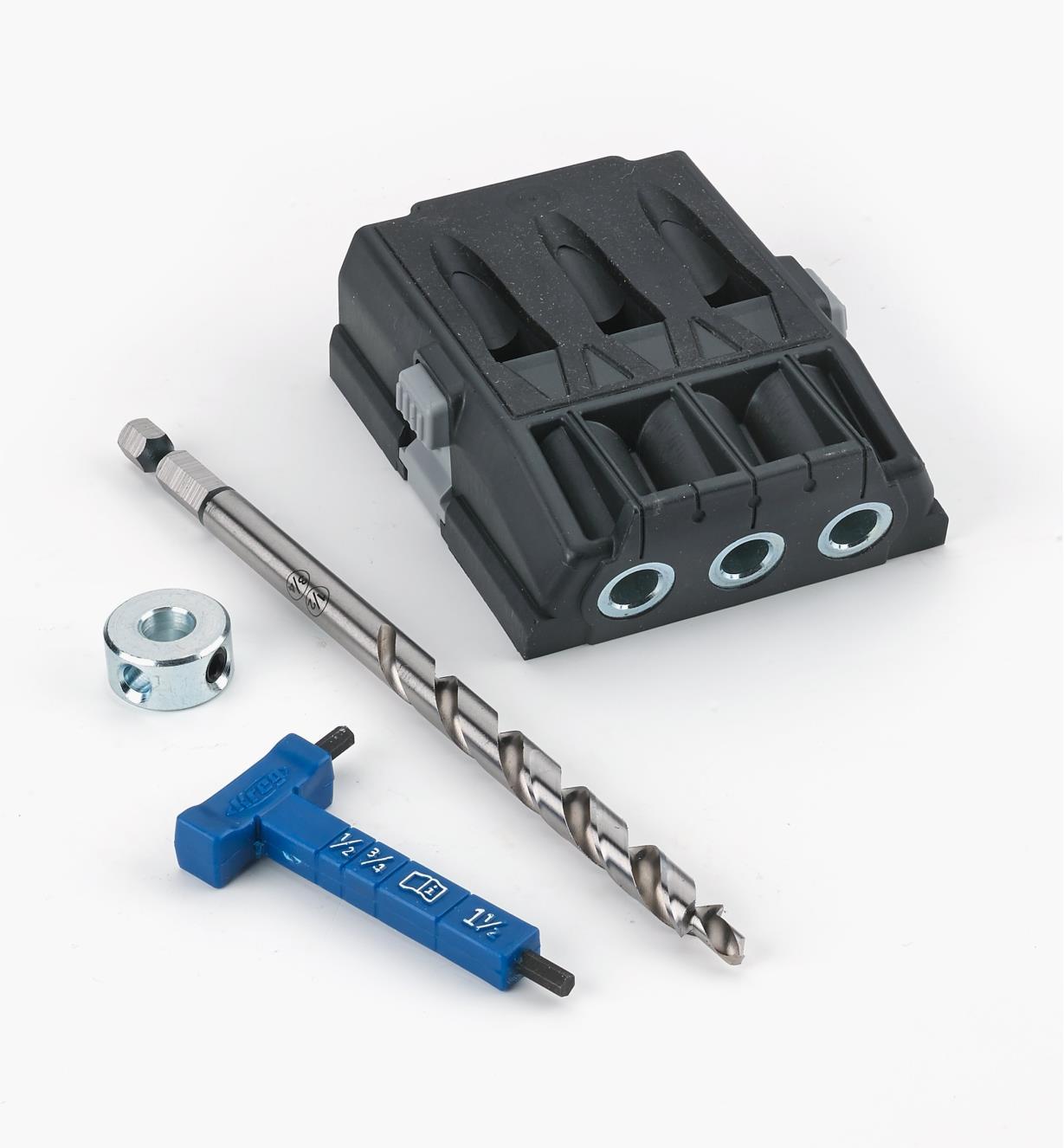 25K6196 - Kreg 530 Micro-Pocket Drill Guide