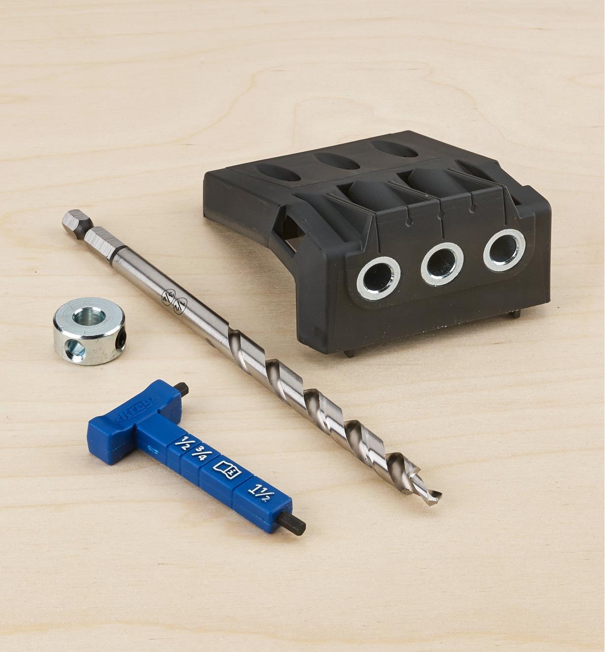 25K6197 - Kreg 730 Micro-Pocket Drill Guide