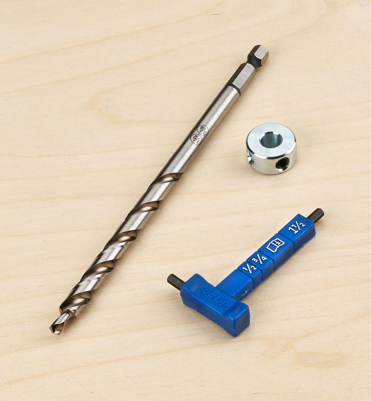 25K6198 - Kreg Micro-Pocket Drill Bit