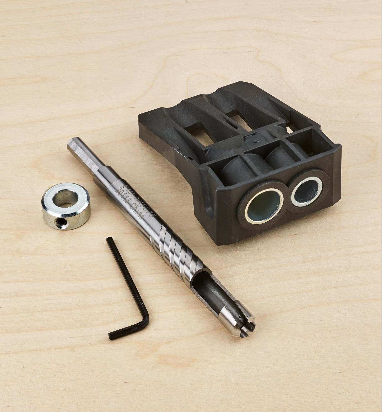 25K6199 - Kreg 740 Custom Plug-Cutter Kit