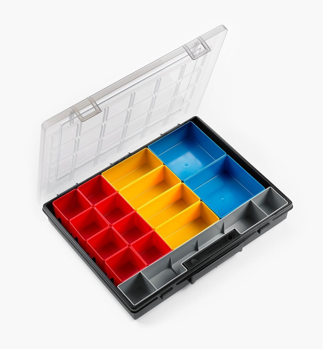 27K8001 - Economy Allit Modular Storage Case, each