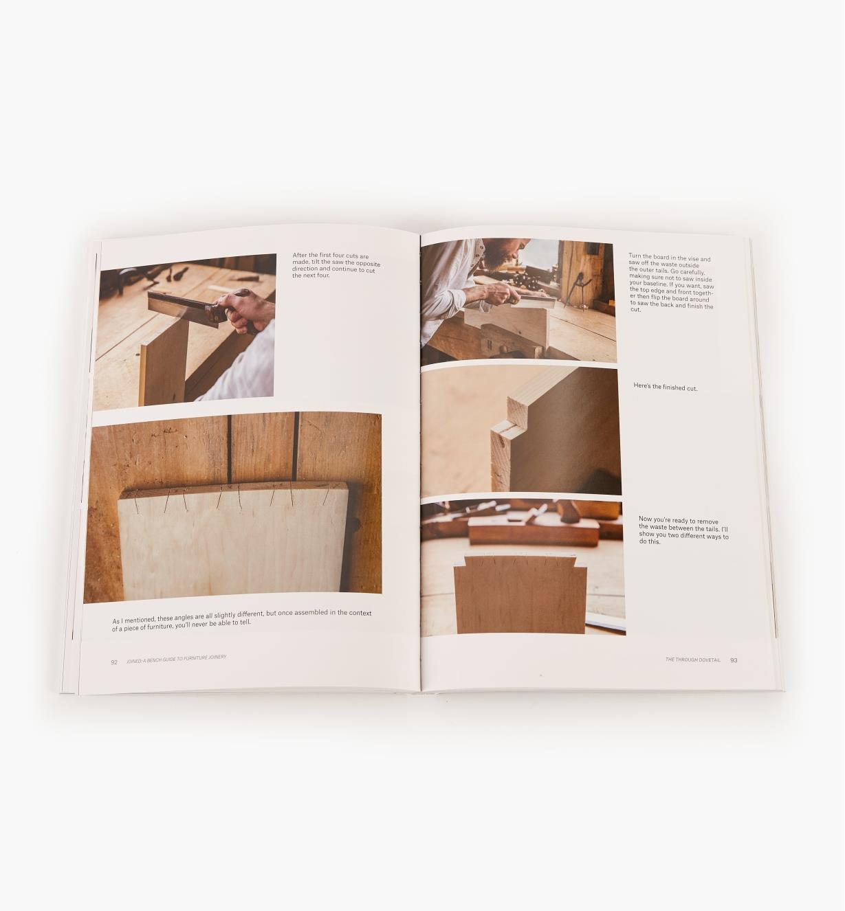 42L9531 - Joined – A Bench Guide to Furniture Joinery