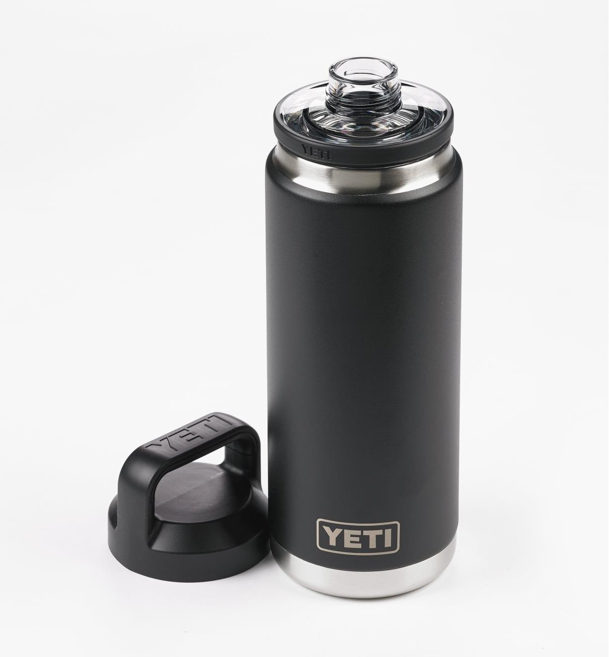 74K0060 - 26 oz Yeti Bottle, Black