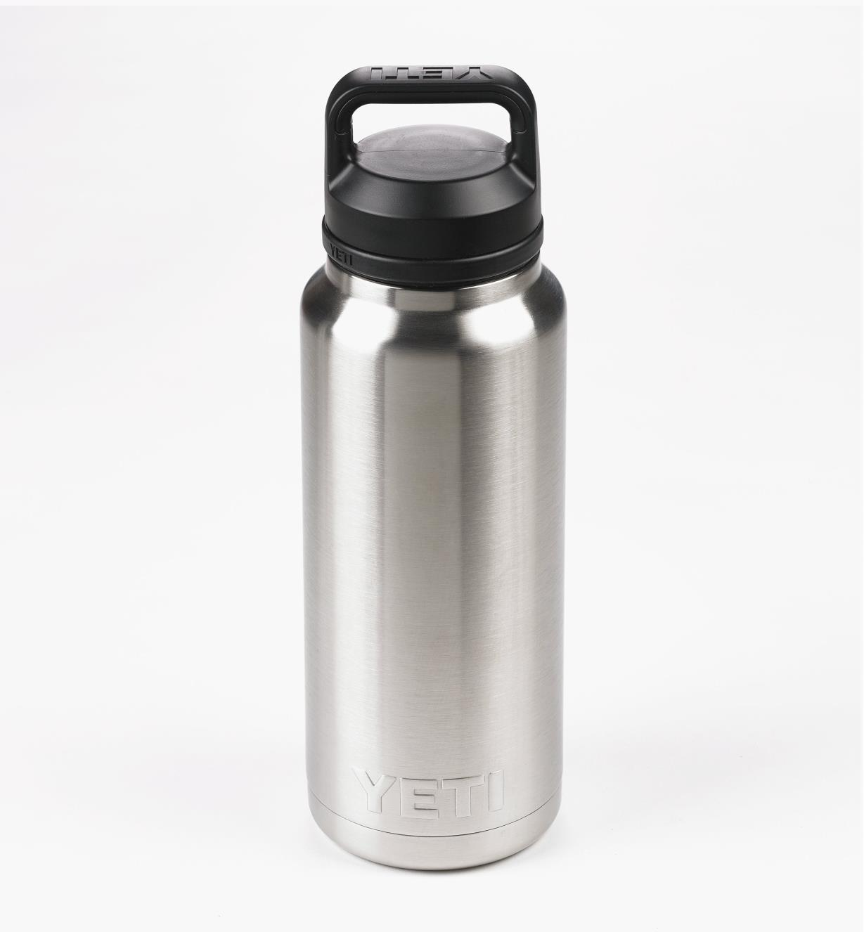 74K0070 - 36 oz Yeti Bottle, Stainless Steel