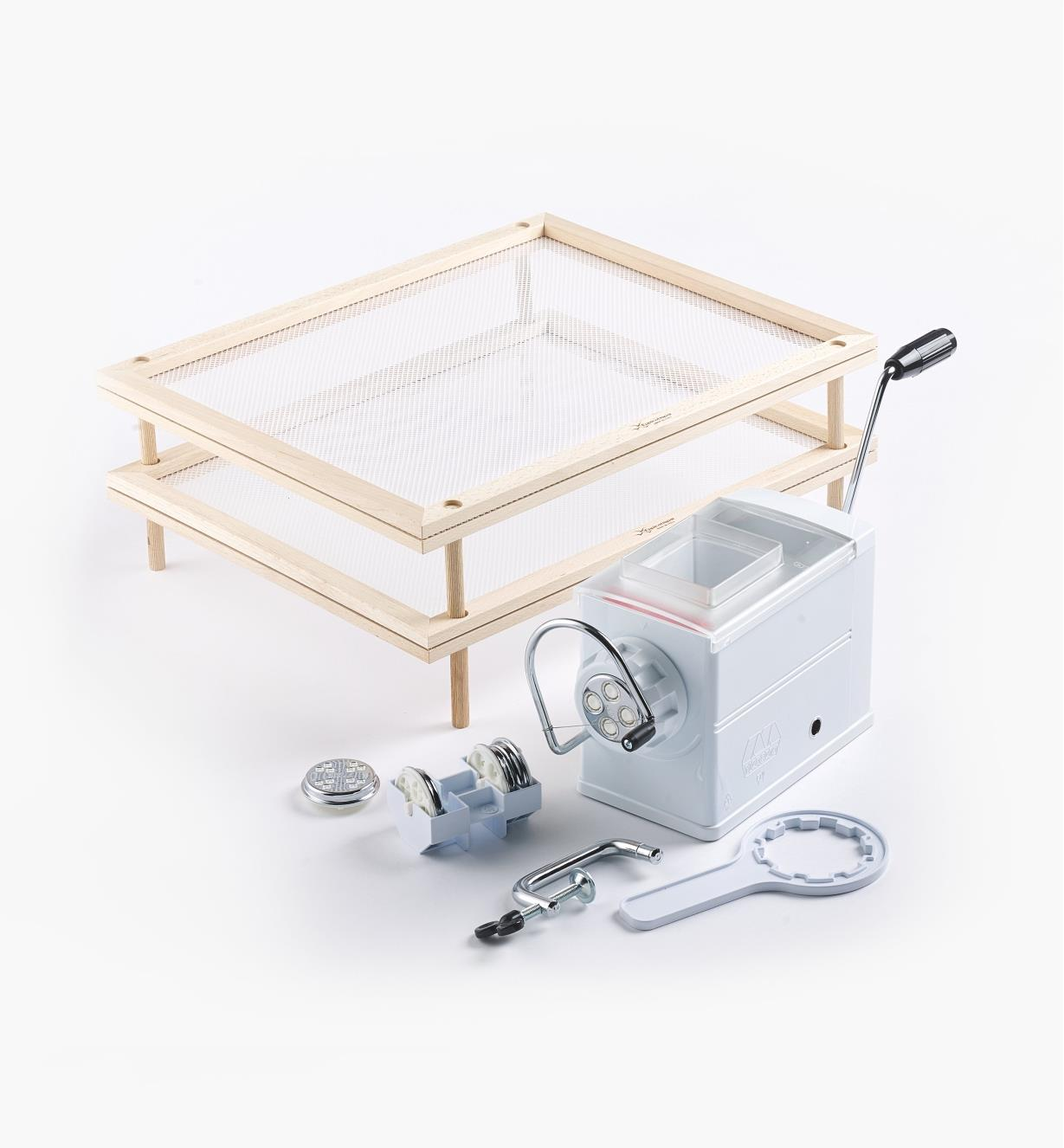 EV313 - Pasta-Making Set