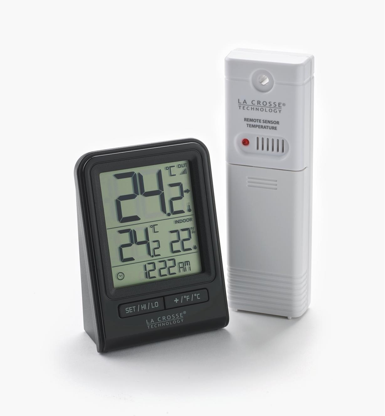 KD347 - Compact Wireless Thermometer