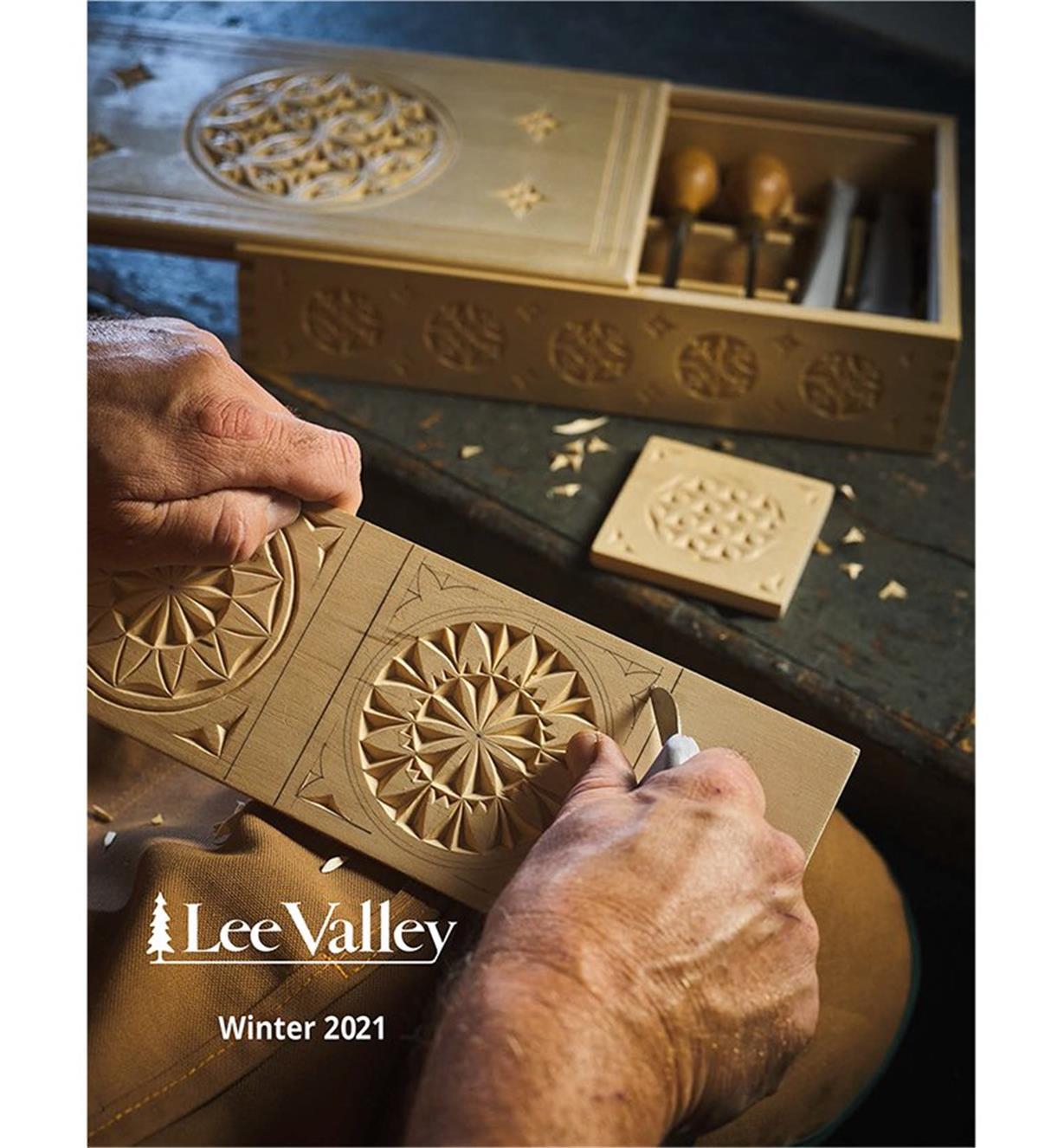 U0221W - Winter 2021 Woodworking