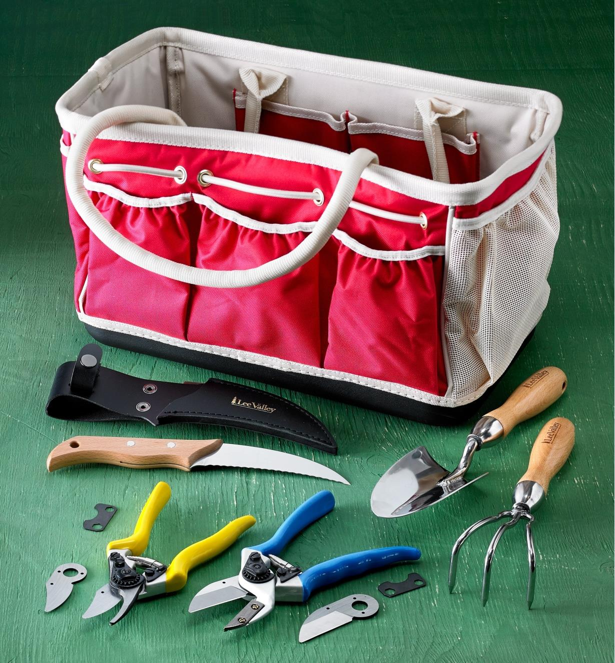 XH562 - Garden Tool & Tote Set