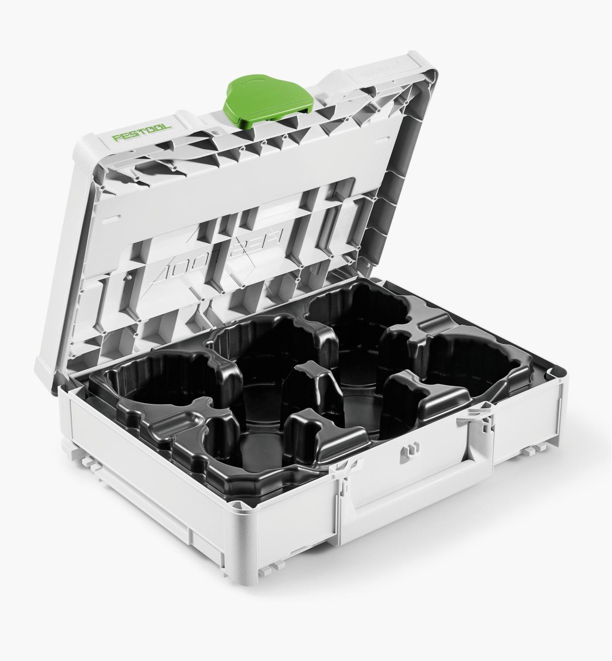 Systainer³ Case with Insert for  D77/D90/93V Abrasives