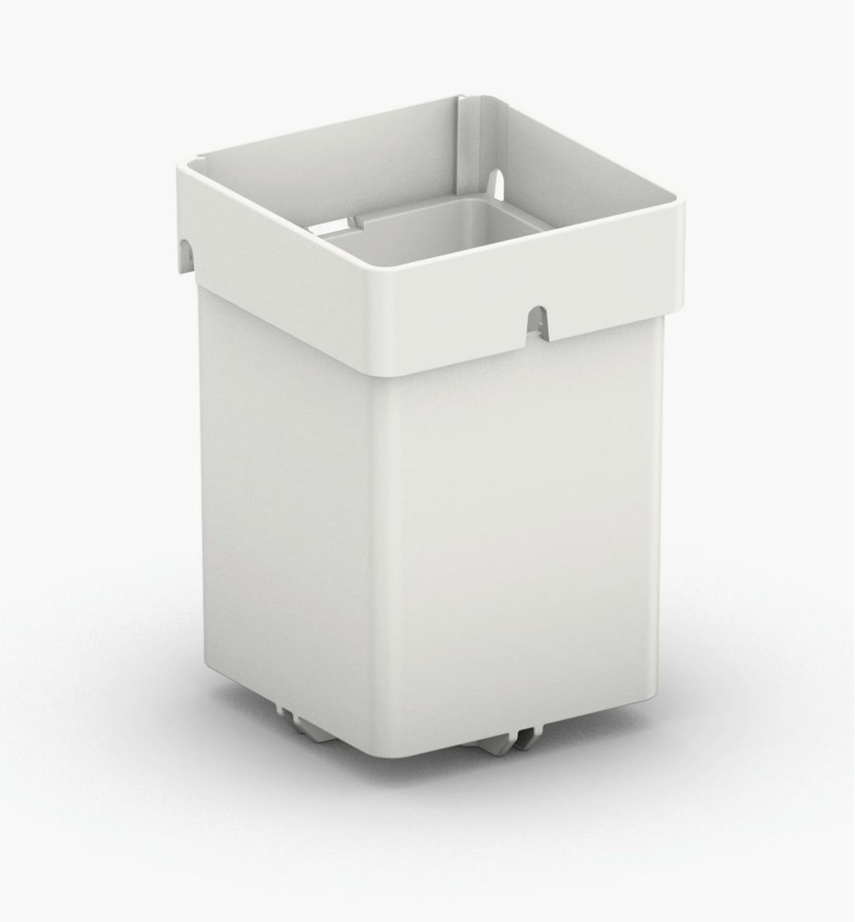 50mm × 50mm × 68mm Bins, pkg. of 10